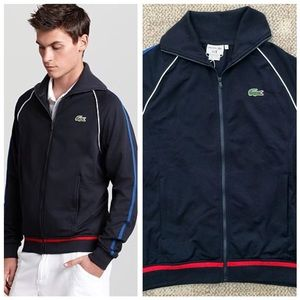 Lacoste Andy Roddick paid $165 size M Like new!